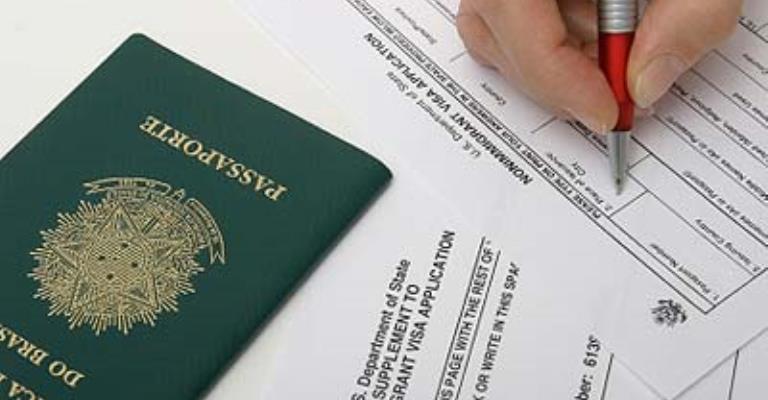 EUA mudam regras de emissão de visto para os brasileiro