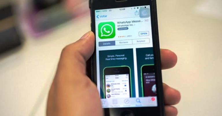 Whatsapp volta a ser bloqueado no Brasil