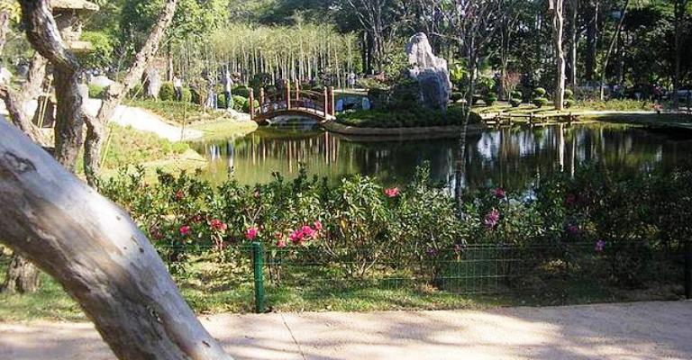 Praça dos Mamíferos é inaugurada no Zoológico de BH