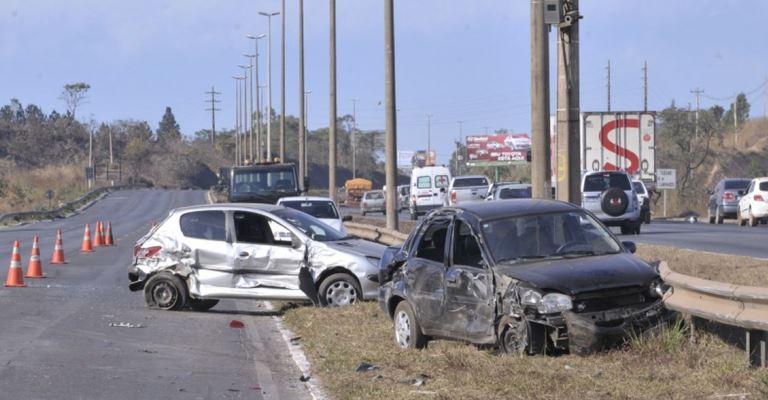 Mortes em rodovias federais caíram 15% neste ano