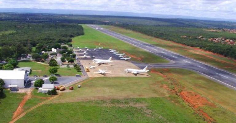 Infraero abre licitação de área comercial em Aeroporto de MOC