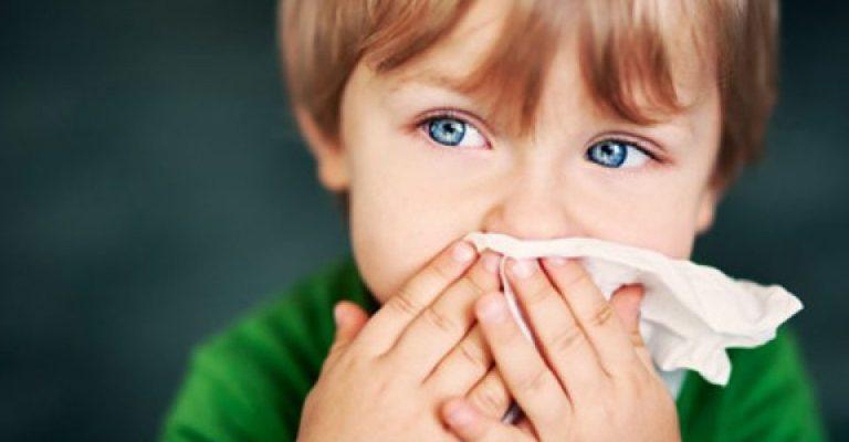 Rinite alérgica aparece mais no outono e inverno
