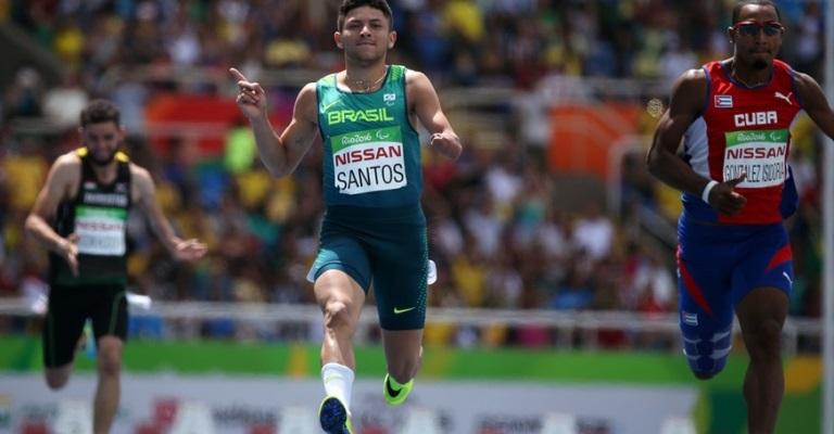 Brasil fica em 9º lugar no Mundial Paralímpico de Atletismo