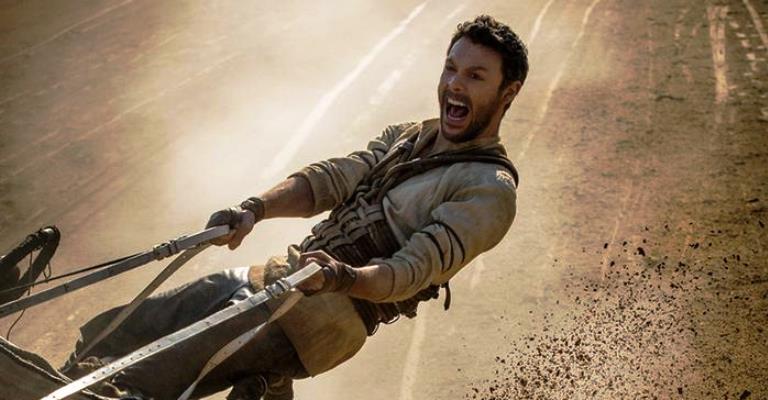 Ben-Hur volta aos cinemas sob ceticismo