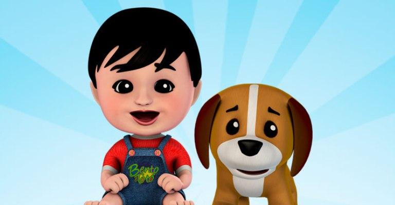 Animação Bento e Totó alcançam 1 milhão de views