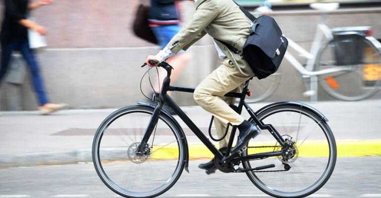 Trocar o carro pela bicicleta exige alguns cuidados