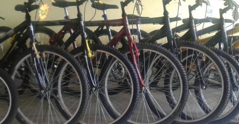 Produção nacional de bicicletas cai 11,5% em 2016