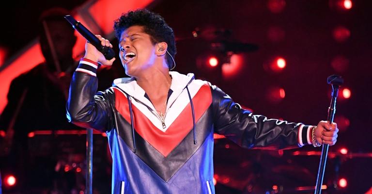 Bruno Mars é a 1ª atração confirmada Rock in Rio-Lisboa