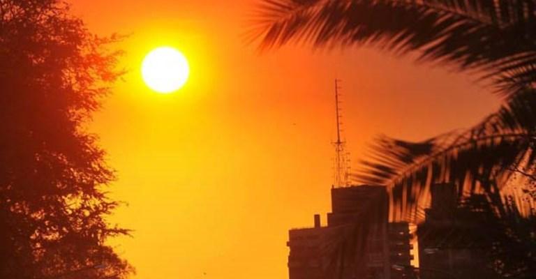 Nasa diz que julho foi o mês mais quente dos últimos 136 anos