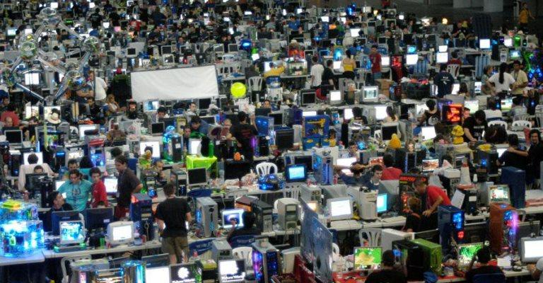 Campus Party realiza segunda edição em Minas Gerais