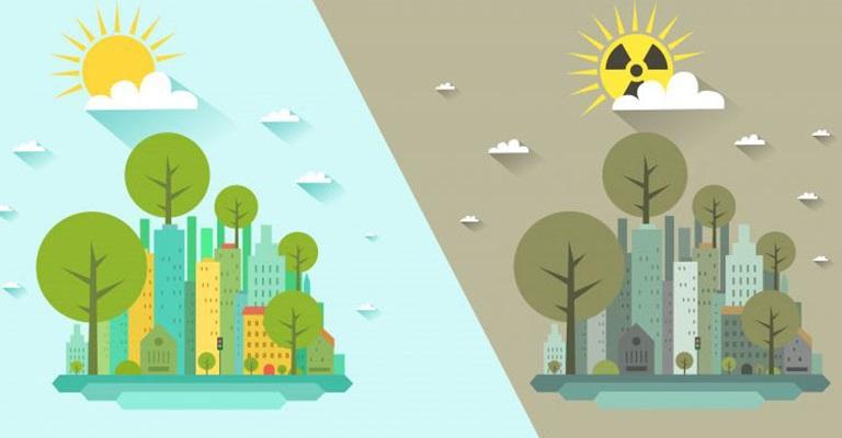 Capacidade mundial de energia solar deve igualar a nuclear