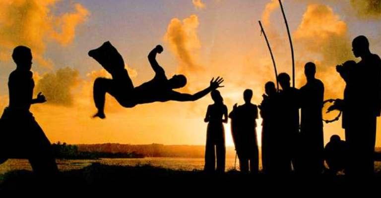 Os benefícios da capoeira para as crianças