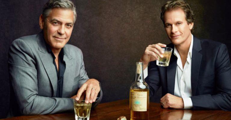 Smirnoff compra marca de tequila de George Clooney