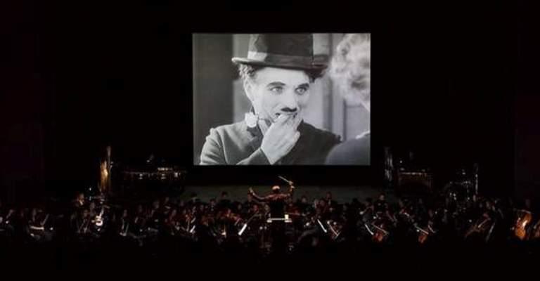 Orquestra apresenta filme-concerto com obra de Chaplin