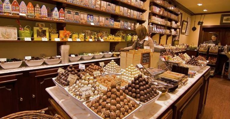 Uma rota pelos melhores chocolates de Bariloche