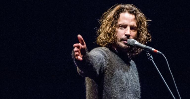 Vocalista Chris Cornell morre aos 52 anos