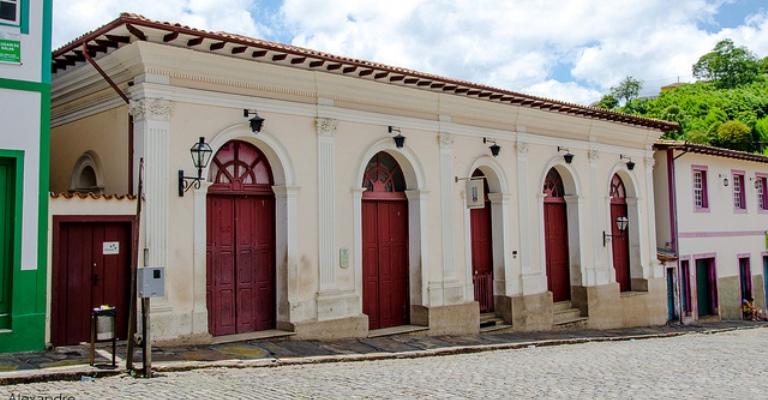 Cine Vila Rica será revitalizado em Ouro Preto