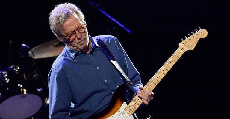 Autobiografia de Eric Clapton ganha nova edição