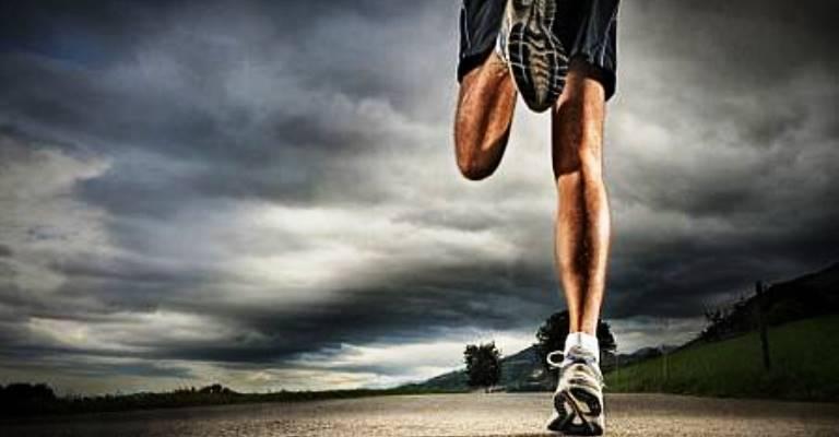Veja as principais lesões causadas pela corrida