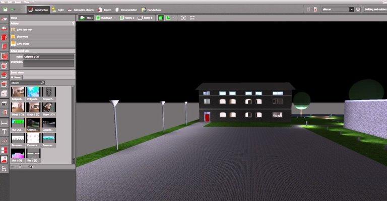 Novo curso: Projetos de Iluminação por Computador