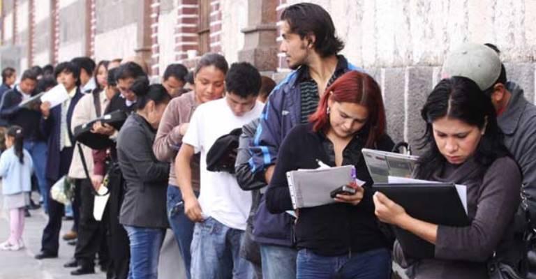 Jovens são os mais afetados pela crise econômica