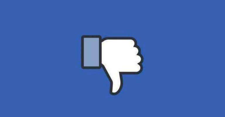 Facebook finalmente libera o botão