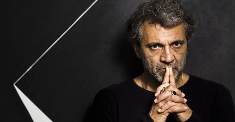 Domingos Montagner vive um político em filme de terror