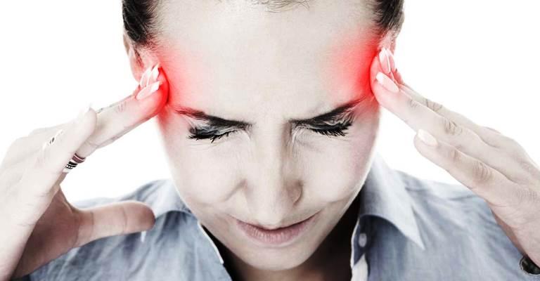 Você sabia que existe 150 tipos de dores de cabeça?