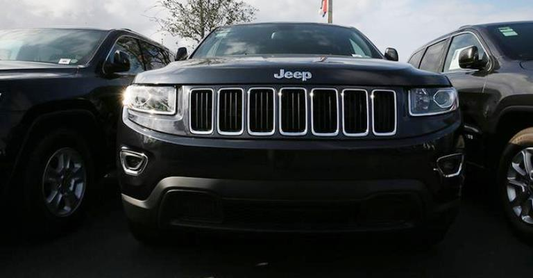 EUA acusam Fiat Chrysler de manipular emissões