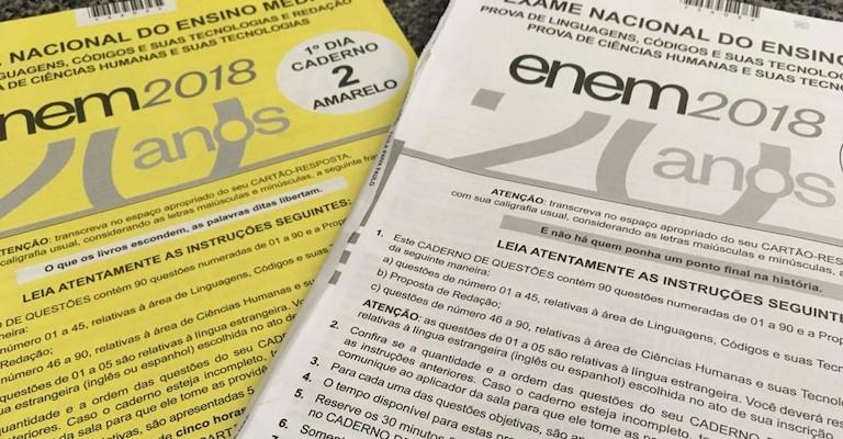 MEC divulga resultado do Enem 2016; confira