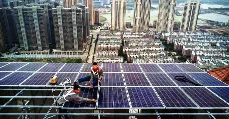 Crescimento da energia solar é maior do que outras fontes