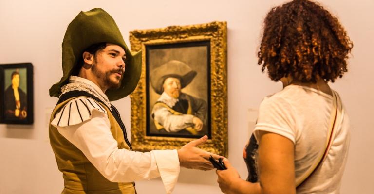 Brasília recebe obras de arte do acervo do Masp