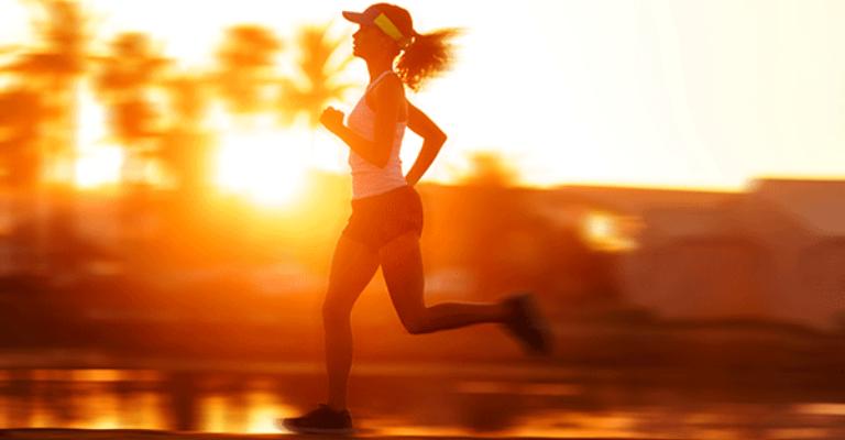 Prática de exercícios físicos exige cuidados no verão
