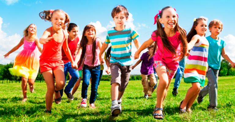 Crianças ativas se desenvolvem melhor