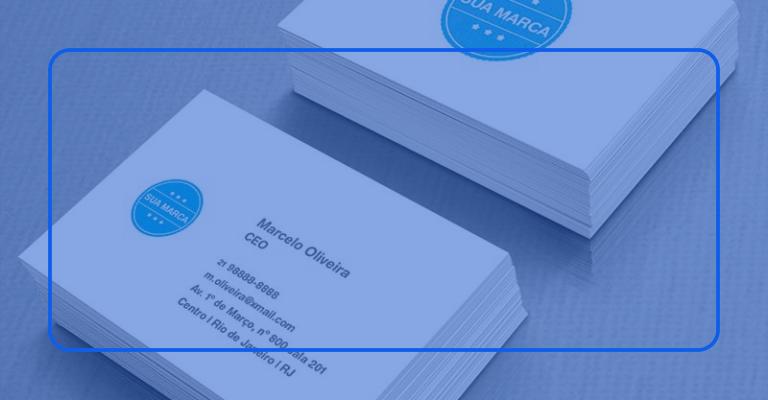 Fazer Cartão de Visita - Criação e Impressão Profissional