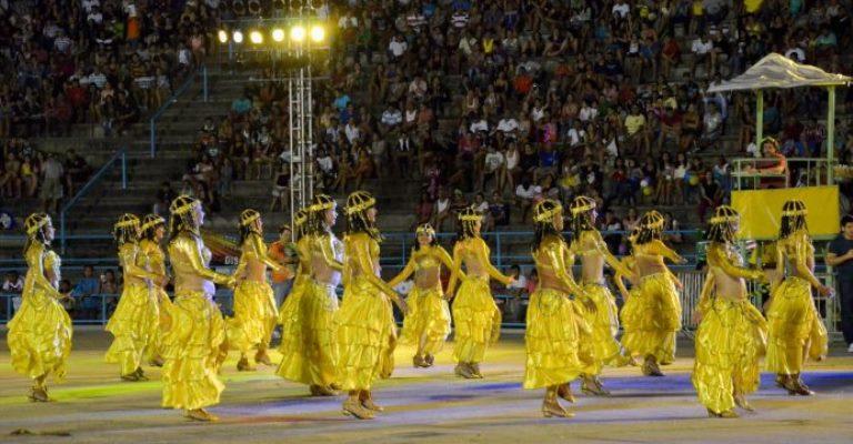 Festival Folclórico do Amazonas chega à sua 61ª edição