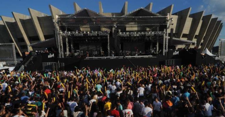 Mineirão recebe Festival Brasil Sertanejo 2017