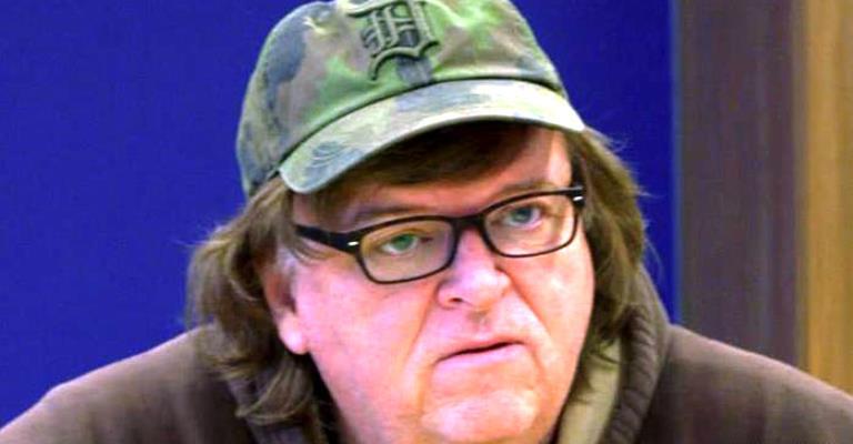 Michael Moore lança filme sobre Trump