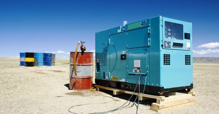 Site auxilia a encontrar locação de geradores de energia