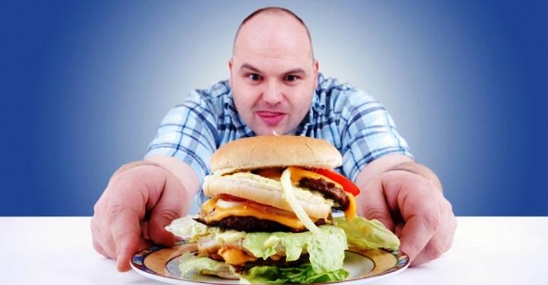 Comer em excesso também é considerado dependência