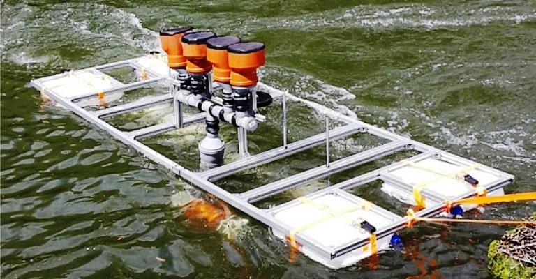 Pesquisadores criam hidroeletricidade sem barragens