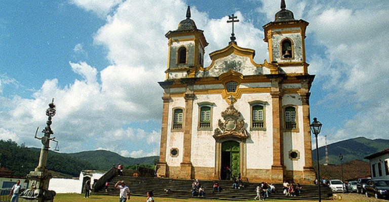 Igreja com obras de Aleijadinho será restaurada