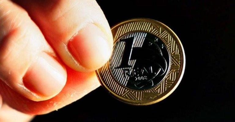 Campanha incentiva circulação de moedas no Brasil