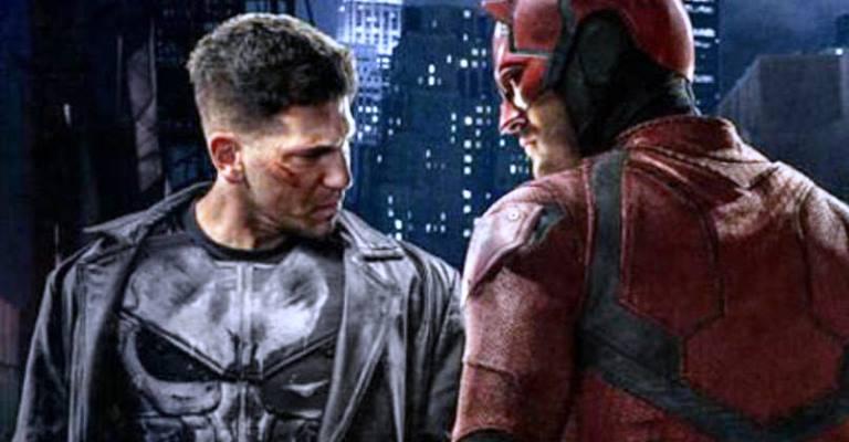 Netflix confirma série sobre Justiceiro