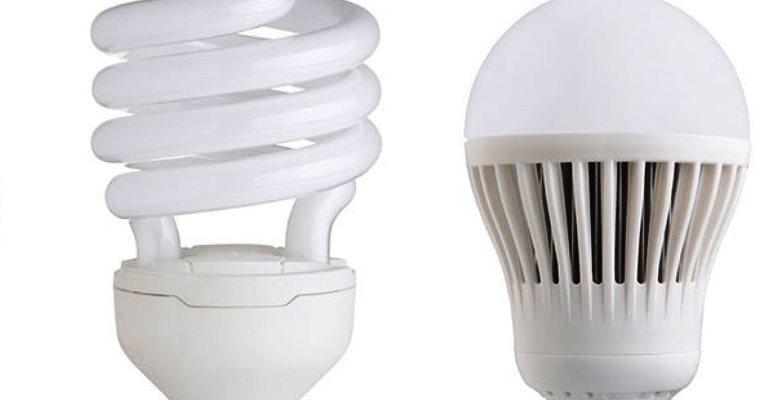 LED consome metade de energia das lâmpadas eletrônicas
