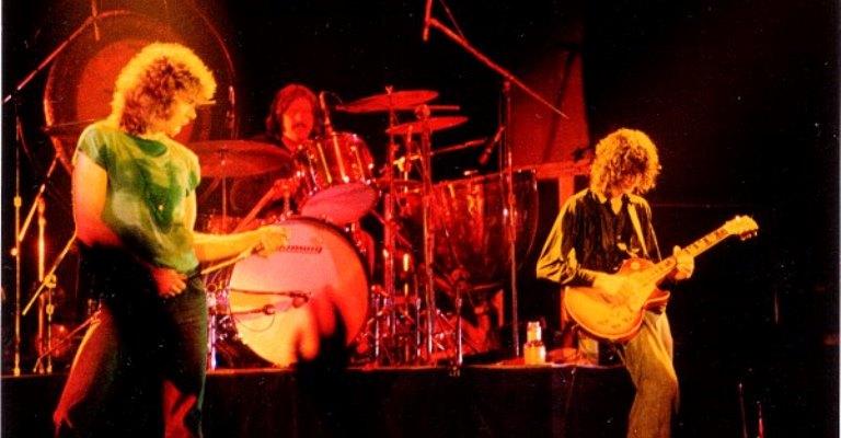 Disco duplo traz canções perdidas do Led Zeppelin
