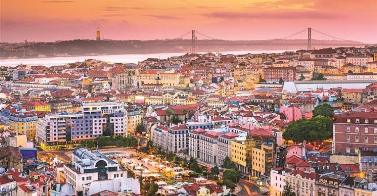 Lisboa instala barreiras de proteção antiterrorismo