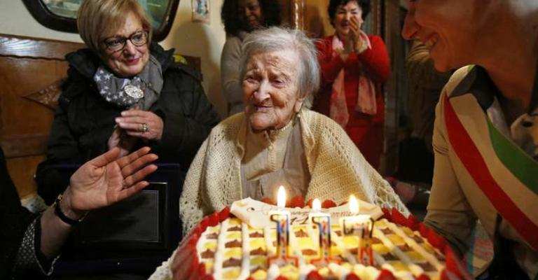 Morre aos 117 anos a pessoa mais velha do mundo