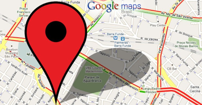 Google amplia publicidade no Maps