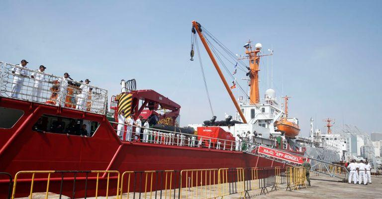 Marinha envia mais um navio de pesquisas para Antártida